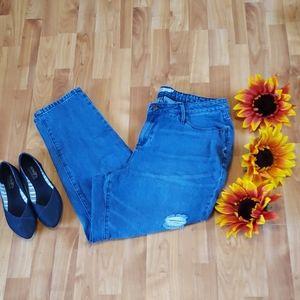 Justfab Jean's   size 16W